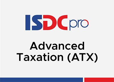 Advanced Taxation (FA 2018) – Yearly